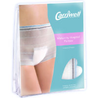 Carriwell Maternity Panties One Size Fits Most