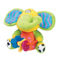 Playgro Zany Zoo Playmate Assorted