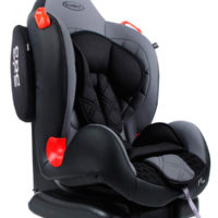 "Bambino F1 Deluxe Car Seat ""Black & Grey"""