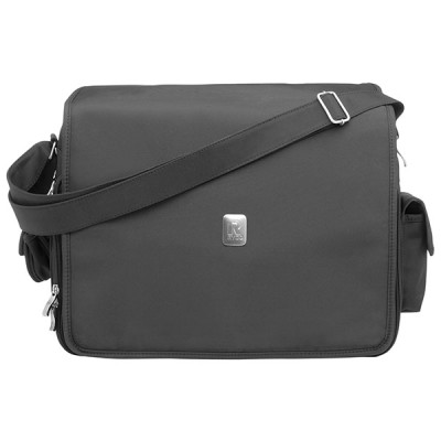 "Ryco Deluxe Messenger Bag ""Black"""