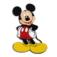 Disney Mickey Foam Wall DŽcor