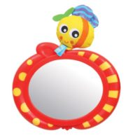 Playgro Travel Bee Car Safety Mirror