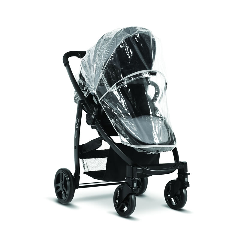 Graco Charcoal Travel System