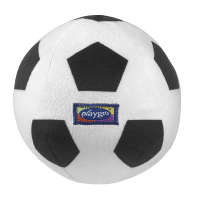 "Playgro My First Soccer Ball ""Black & White"""
