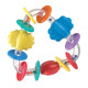 "Playgro Teething Triangle Rattle ""Pink"""