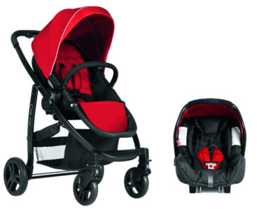 "Graco Evo Trio ""Chilli Red"""