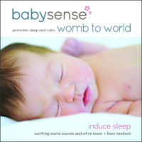 Baby Sense White Noise CD