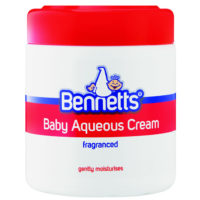"Bennetts Fragranced Baby Aqueous Cream ""Pink"""