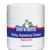 "Bennetts Hypo Allergenic Baby Aqueous Cream ""Blue"""