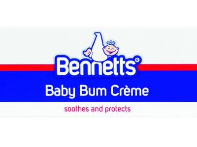 Bennetts Bum Crme Tube 75g