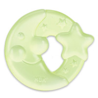 Nuk Moonstar Cooling Teether - Green