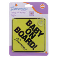 Dream Baby Baby on Board