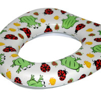 Snookums Padded Children's Toilet Seat