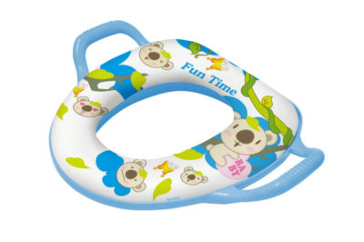 U & Me Padded Toilet Trainer