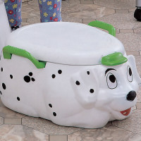 U & Me Doggy Potty