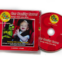 Clamber Club Car Sanity Saver CD