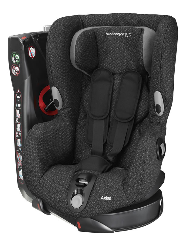 bebe confort axiss car seat black baby city. Black Bedroom Furniture Sets. Home Design Ideas