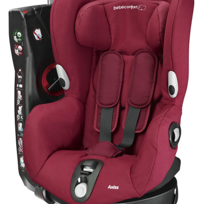 "Bebe Confort Axiss Car Seat ""Red"""