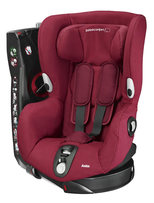 bebe confort axiss car seat red baby city. Black Bedroom Furniture Sets. Home Design Ideas