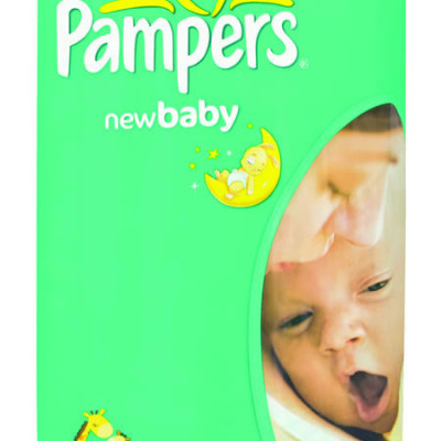 Pampers Newborn 43's