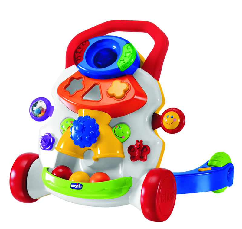 Chicco Baby Steps Activity Walker - Baby City
