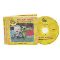 Clamber Club Fikse Kinders CD