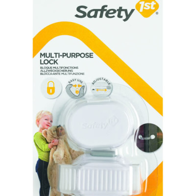 Safety First Multi-Purpose Lock