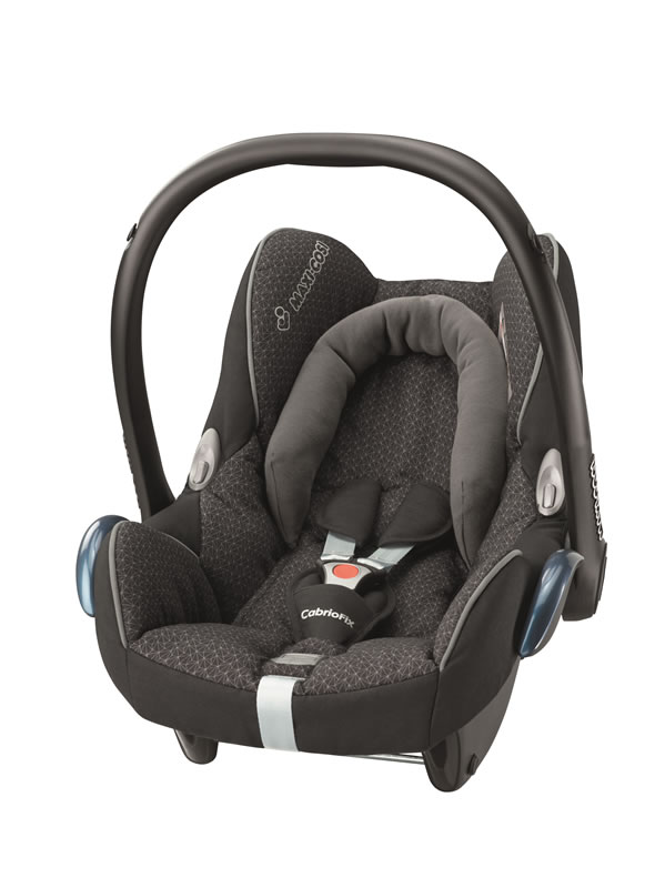 maxi cosi cabriofix car seat black baby city. Black Bedroom Furniture Sets. Home Design Ideas