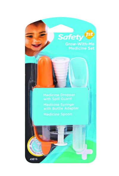 Safety First Grow with Me Medicine Set