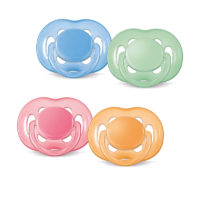 Avent Free Flow Soother 6-18m 2 Pack
