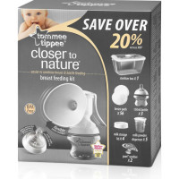 Tommee Tippee Breast Feeding Starter Kit