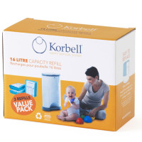 Korbell Refill 3 Pack - Green