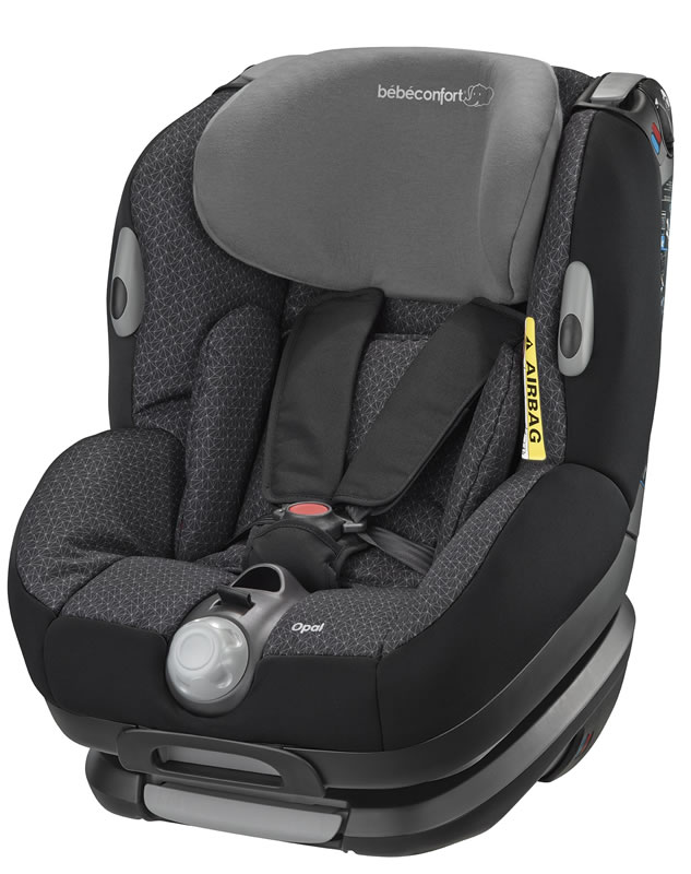 bebe confort opal car seat black baby city. Black Bedroom Furniture Sets. Home Design Ideas