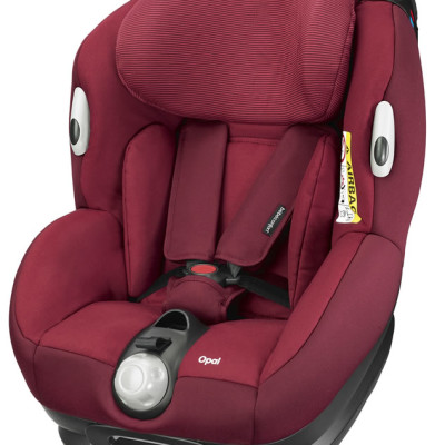 "Bebe Confort Opal Car Seat ""Red"""