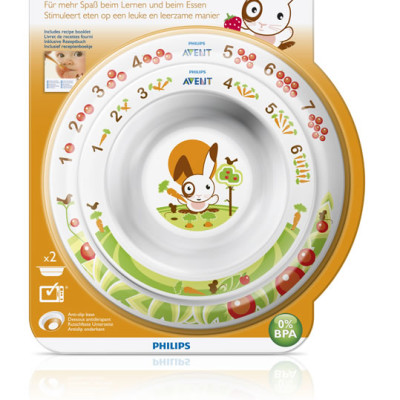 Avent Toddler Bowl Set