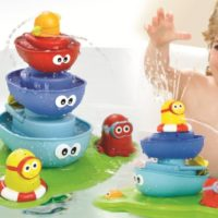 Yookidoo Stack 'n Spray Tub Fountain