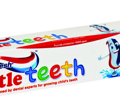 Little teeth toothpaste 50ml