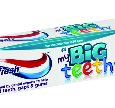 Big  teeth toothpaste 50ml