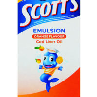 Scotts Emulsion orange 100ml