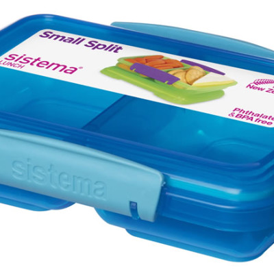 Sistema Split Coloured 350ml - Blue