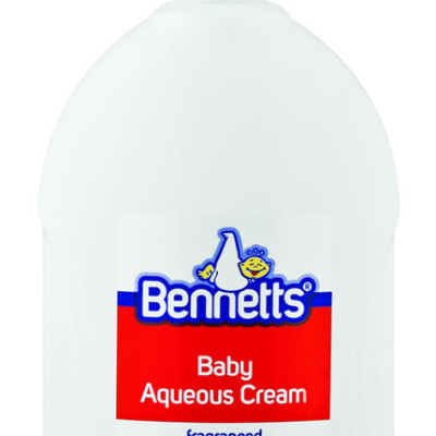 Bennetts Fragranced Aqueous Cream 500ml