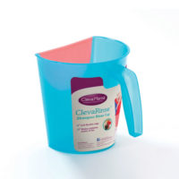 Clevarinse Shampoo Rinse Cup