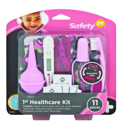 "Safety First Healthcare Kit ""Pink"""