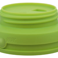 Nuk Bottle Open - Close System - Green