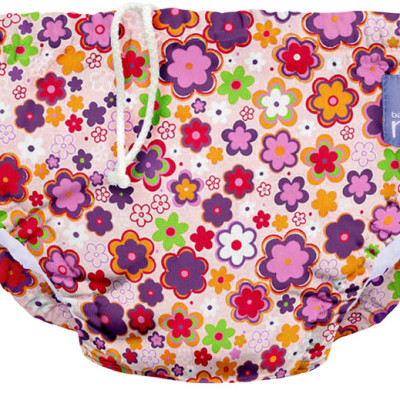Bambino Mio Swimnappy Girl - Ditzy Floral - L (9-12kg)