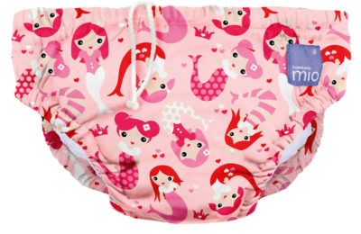 Bambino Mio Swimnappy Girl - Mermaid - XL (12-15kg)