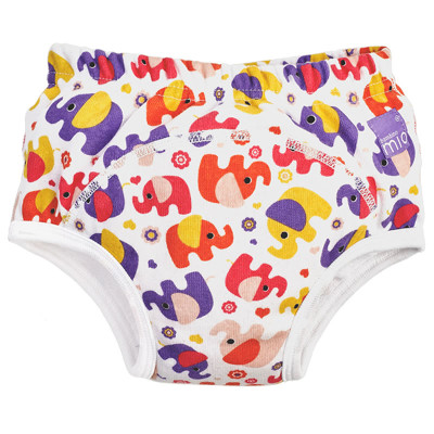 Bambino Mio Training Pants - Pink Elephant - 18-24 Months (11-13kg)