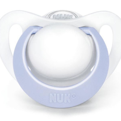 NUK Genius Soother Sz0 Silicone