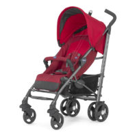 "Chicco Liteway Stroller ""Magma"""