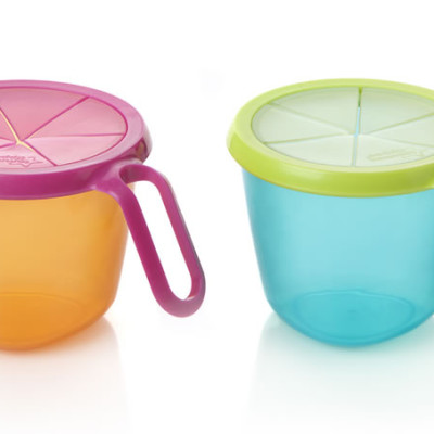 Tommee Tippee Explora Snack & Go Pot